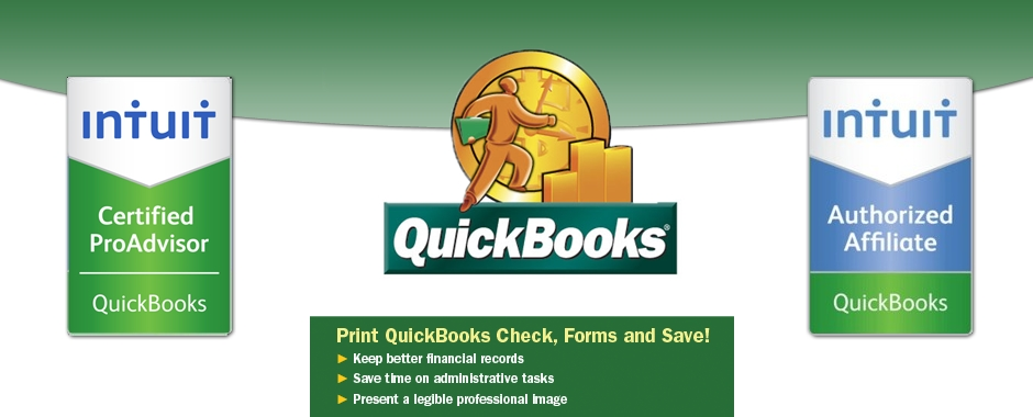 Quickbooks Services and Supplies